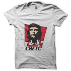 Shirt blanc Che FC KFC parodie pour homme et femme