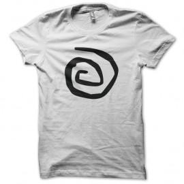 Shirt true detective logo blanc pour homme et femme