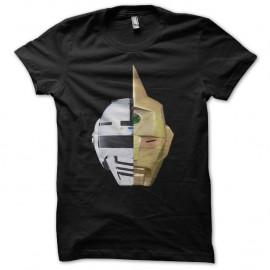 Shirt X-or vs Spectreman noir pour homme et femme