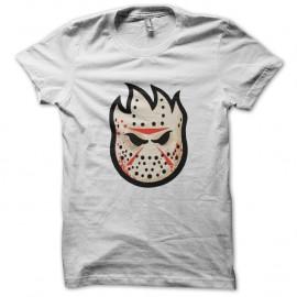 Shirt spitfire jason mask blanc pour homme et femme