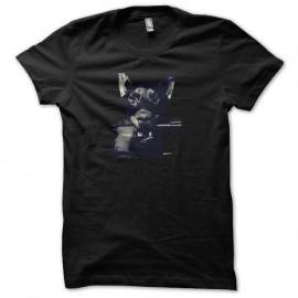 Shirt doberman gangster noir pour homme et femme