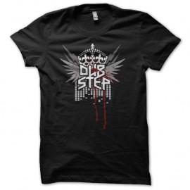 Shirt dubstep deluxe noir pour homme et femme