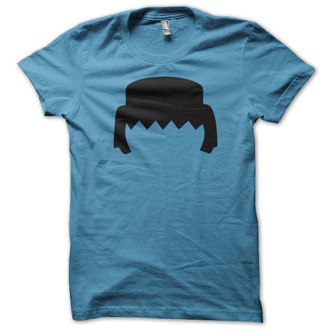 T shirt patricia povoa light blue