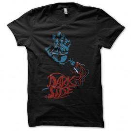 Shirt darkside decomposition noir pour homme et femme