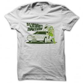 Shirt A Link to the future blanc pour homme et femme