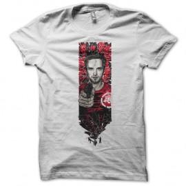 Shirt jesse pinkman mosaique blanc pour homme et femme