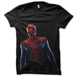 Shirt spider man noir pour homme et femme