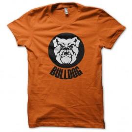 Shirt Bulldogs orange pour homme et femme