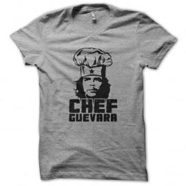 Shirt chef guevara gris pour homme et femme