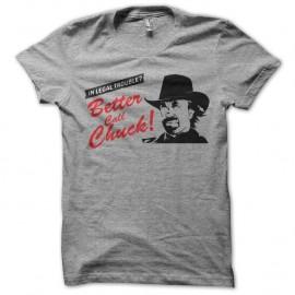 Shirt better call chuck parodie better call saul gris pour homme et femme