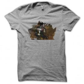 Shirt Thiago Silva bresil gris pour homme et femme