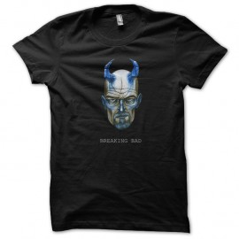 Shirt breaking bad heisenberg demoniaque noir pour homme et femme