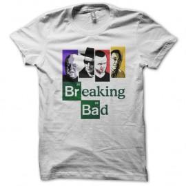 Shirt Breaking Bad white pour homme et femme