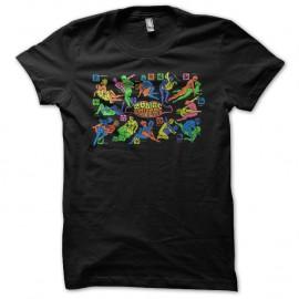 Shirt kamasutra zodiac signs noir pour homme et femme
