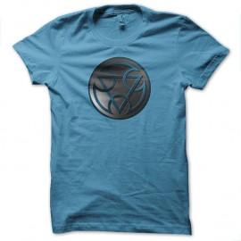 Shirt mortal kombat symbole sub zero bleu ciel pour homme et femme