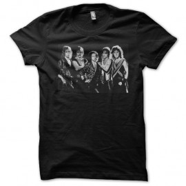 Shirt scorpion groupe noir pour homme et femme