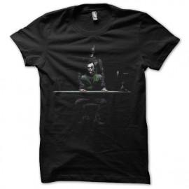 Shirt batman et le joker noir pour homme et femme