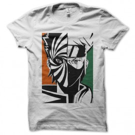 Shirt Obito As Tobi And Kakashi blanc pour homme et femme