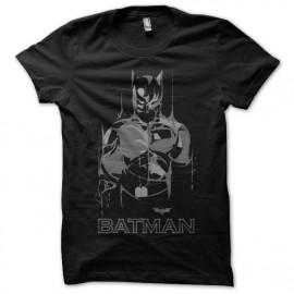 Shirt batman art noir pour homme et femme