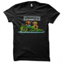 Shirt Barbarian 2 noir pour homme et femme