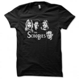 Shirt the scoobies noir pour homme et femme