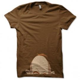 Shirt crane de cynok les goonies marron pour homme et femme