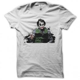 Shirt joker no joke blanc pour homme et femme