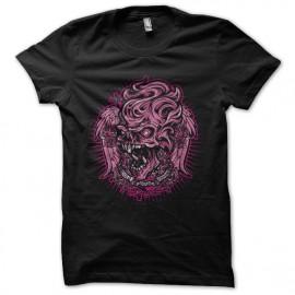 Shirt cold dead hand zombie noir pour homme et femme