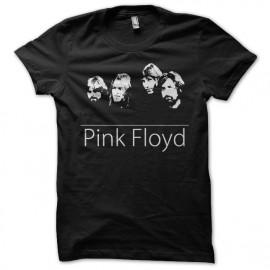 Shirt Pink floyd noir pour homme et femme