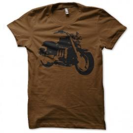 Shirt triumph rocket marron pour homme et femme