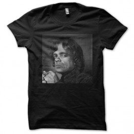 Shirt tyrion lannister tableau noir pour homme et femme