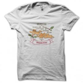 Shirt Christmas blanc pour homme et femme