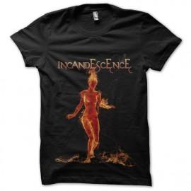 Shirt Incandescence noir pour homme et femme