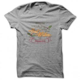 Shirt Christmas gris pour homme et femme