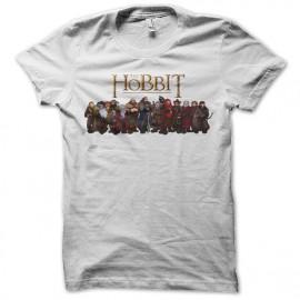 Shirt the hobbit version animé blanc pour homme et femme