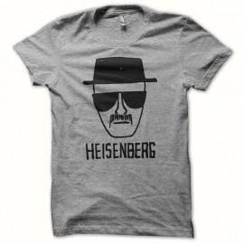 Shirt Breaking bad Heisenberg de couleur noir/gris pour homme et femme
