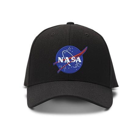 casquette NASA ORIGINAL brodée de couleur noire