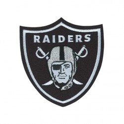 Polo OAKLAND RAIDERS blanc