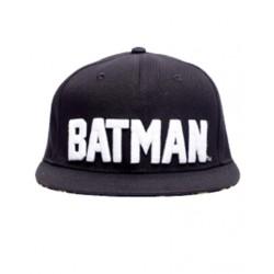 snapback batman de couleur noire