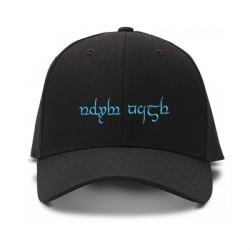 casquette elfique noire