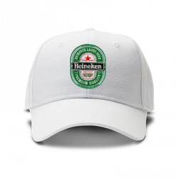 casquette heineken bière blanche