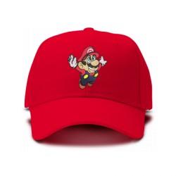 casquette Mario bros 2 rouge