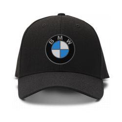 casquette bmw brodee de couleur noire
