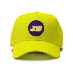 casquette lakers jb de couleur jaune