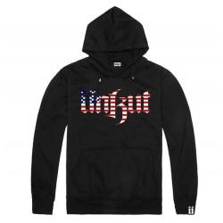 veste à capuche Unkut noire