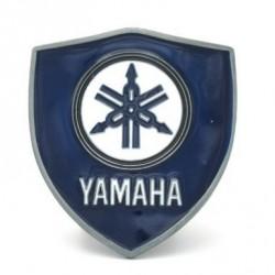 Boucle de ceinture yamaha acier chrome