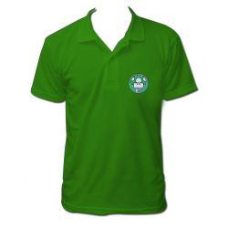 Polo 1 up gamer couleur vert