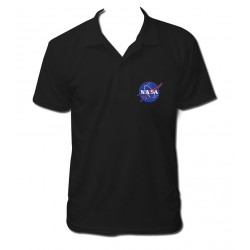 Polo NASA noir