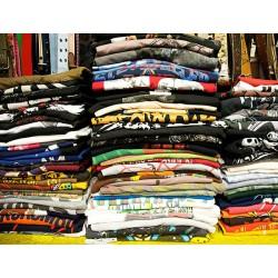 pack de 10 shirts aux choix