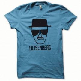 Breaking bad Shirt Heisenberg de couleur noir/bleu pour homme et femme